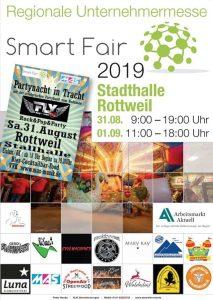 Smart Fair 2019 Flyer
